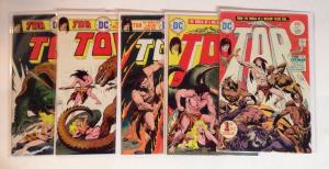 Tor 1-6 Missing # 5 VG/FN Lot Set Run