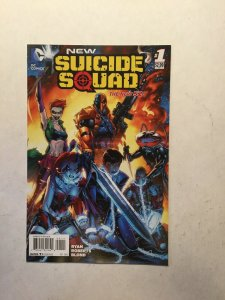 New Suicide Squad 1 New 52 Near Mint Nm Dc Comics