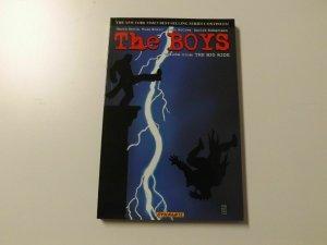 Boys Volume 9 TP Signed by Garth Ennis
