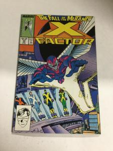 X-Factor 24 Nm Near Mint First Appearance Of Archangel Marvel