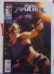 Lara Croft Tomb Raider Issue #32 Adam Hughes Variant Cover 1st Print Image MINT