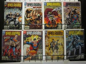 LAB RATS (2002) 1-8  JOHN BYRNE  Superman