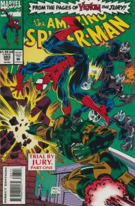 Amazing Spider-Man, The #383 VF/NM; Marvel | save on shipping - details inside