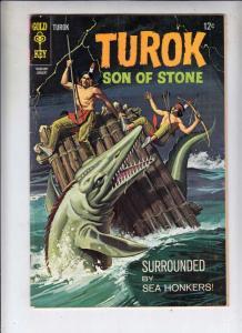Turok Son of Stone #60 (Jan-68) VF High-Grade Turok, Andar