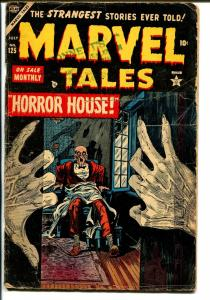 Marvel Tales #125 1954-Atlas-pre-code horror & sci-fi-elusive issue-G
