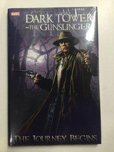 Dark Tower The Gunslinger The Journey Begins Tpb Hardcover Near Mint Marvel
