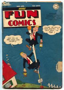 More Fun Comics #102 1945- 2nd SUPERBOY- Green Arrow- Aquaman FAIR
