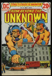 From Beyond the Unknown #22 VF- 7.5