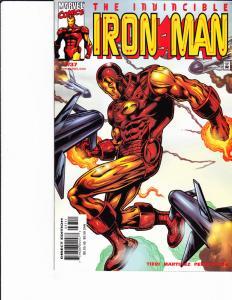 Iron Man Vol 3 #37