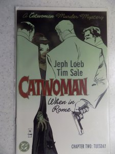 CATWOMAN WHEN IN ROME # 2