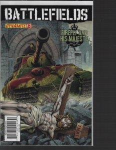 Battlefields #6 (Dynamite, 2010) NM