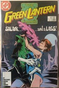 The Green Lantern Corps #215 (1987)