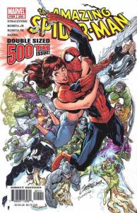 Amazing Spider-Man, The #500 VF/NM; Marvel | save on shipping - details inside