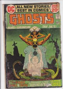 Ghosts #7