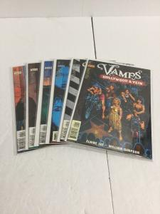 Vamps Hollywood And Vein 1-6 Vf-Nm Very Fine-Near Mint DC Vertigo           IK