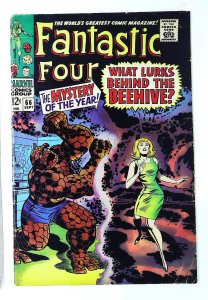 Fantastic Four (1961 series) #66, VG+ (Actual scan)