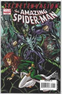 Secret Invasion  : Amazing Spider-Man   #1 of 3 FN