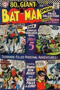 Batman (1940 series) #185, Good- (Stock photo)