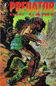 Predator: Big Game #3, NM- (Stock photo)