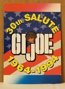 1994 30th Salute to G.I. Joe Promo