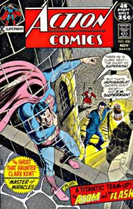 Action Comics #401 (ungraded) stock photo