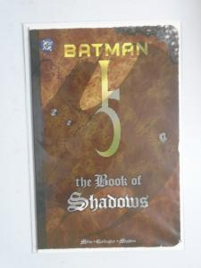 Batman The Book of Shadows #1 - 8.0 VF - 1999