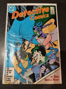 Detective Comics #570 JOKER CATWOMAN ISSUE VF/NM-  HIGH GRADE