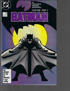 Batman #404 (DC, 1987) NM