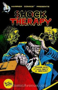Shock Therapy #4 VF/NM; Harrier   save on shipping - details inside