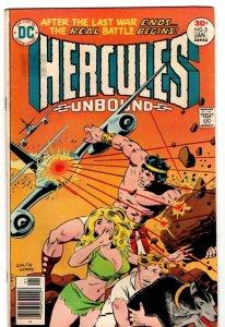HERCULES UNBOUND #08 (1975)