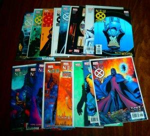 New X-Men   vol. 1   #114,116,120,121,129-154 (set of 20)