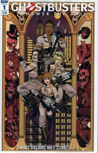 Ghostbusters: Answer the Call #1A VF/NM; IDW | save on shipping - details inside