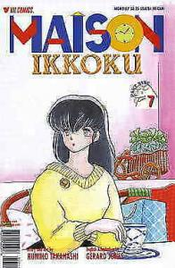 Maison Ikkoku Part 9 #7 VF/NM; Viz | save on shipping - details inside
