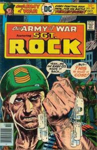 Our Army at War (1952 series) #297, Good+ (Stock photo)