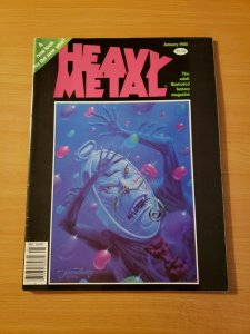 Heavy Metal Vol. 3 #9 ~ VF - NEAR MINT NM ~ January 1980 illustrated Magazine