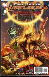 Green Lantern - Larfleeze Christmas Special - Near Perfect Copy!