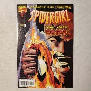Spider-Girl 12 Very Fine/Near Mint