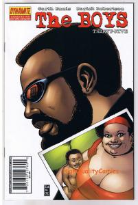 THE BOYS #35, Garth Ennis, Darick Robertson, 2006, NM+
