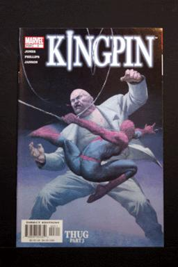 Kingpin #3 October 2003 w/ Spider-Man