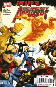 Mighty Avengers #25 VF/NM; Marvel | save on shipping - details inside