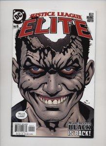 Justice League Elite #5 (2005)