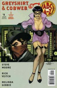 ABC: A–Z, Greyshirt and Cobweb #1 VF/NM; America's Best   save on shipping - det