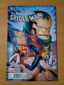 Amazing Spider-Man #662 ~ NEAR MINT NM ~ 2011 Marvel Comics