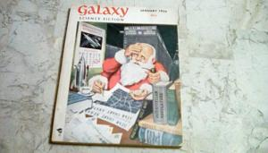 Galaxy Science Fiction (1950 pulp/digest) Vol. 11, Issue #3 GD 2.0 CONDITION)