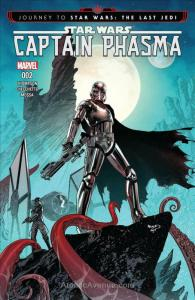 Journey To Star Wars: The Last Jedi—Captain Phasma #2 VF/NM; Marvel | save on sh