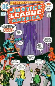 Justice League of America #117 VF; DC   save on shipping - details inside