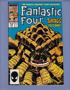 Fantastic Four #310 VF Marvel 1988