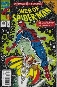 Web Of Spider-Man #104