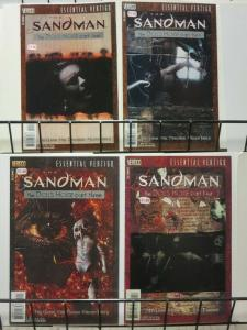 ESSENTIAL VERTIGO SANDMAN 10-13 Dolls House reprinted
