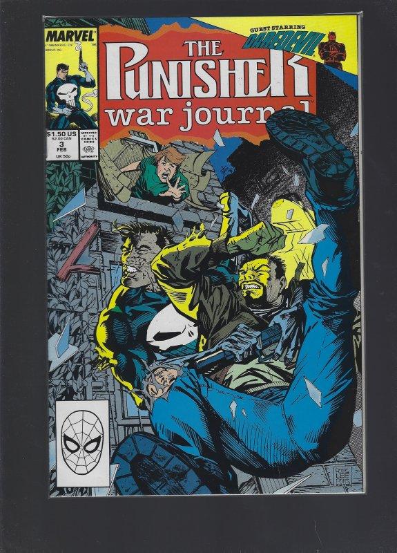 The Punisher War Journal #3